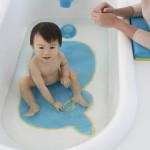 ارضية جلد حمام للرضع من سكيب هوب موبي