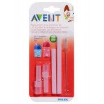 Avent Replacement Straw And Brush Set