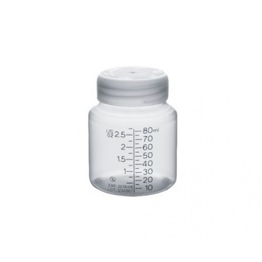 Disposable BM Bottles 80 ML