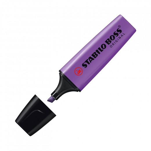 Stabilo Boss Original Highlighter - Lavender
