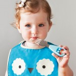 Skip Hop Zootensils Fork And Spoon - Owl