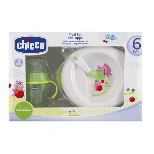 Chicco Meal Set (6M+)
