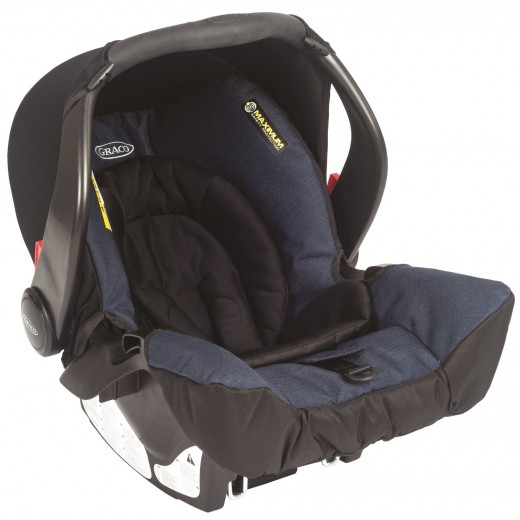 Graco Snugsafe Car Seat – Navy