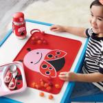 Skip Hop Baby Zoo Little Kid Placemats - Ladybug