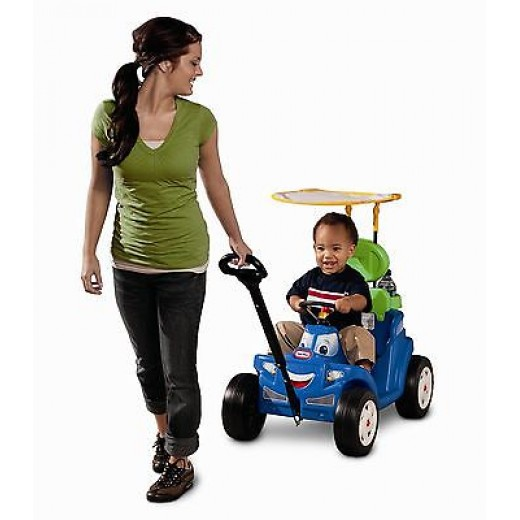 Little Tikes 2-in-1 Cozy Coupe Roadster