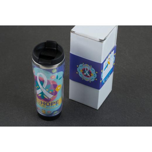 Travel Mugs Hope II - Hope Shop By KHCF