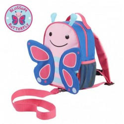 Skip Hop - Zoo Let Children's Mini BackPack With Reins - Butterfly