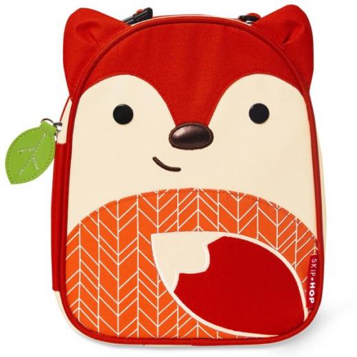 حقيبة الغذاء للاطفال متعددة الالوان من سكيب هوب , ثعلب