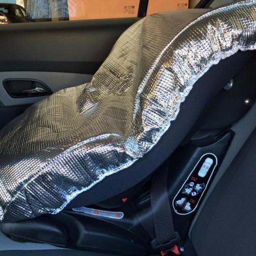 Sunshade Car Seat Cover