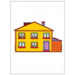 Edu Fun Lift &Look (House)