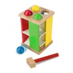 Melissa & Doug Pound & Roll Tower