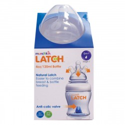 Munchkin Latch 4oz/120ml Bottle