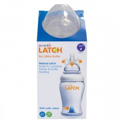 Munchkin Latch 8oz/240ml Bottle