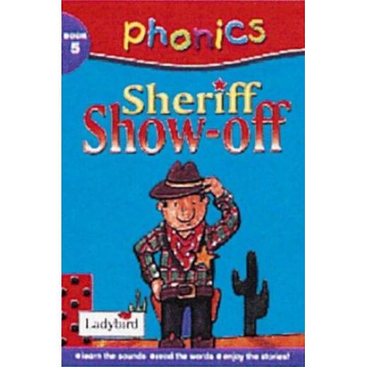 Phonics : sheriff showoff