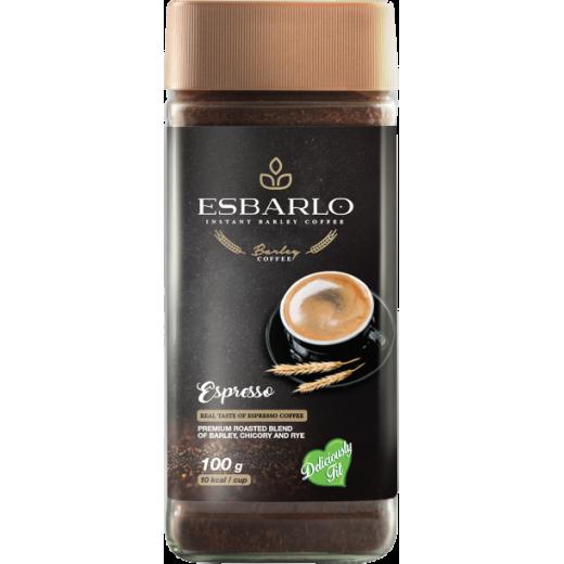 Esbarlo Instant Barley Coffee - Espresso (100gm)