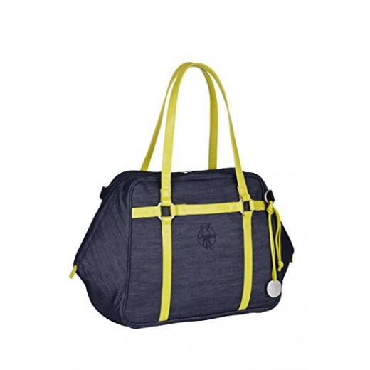Lassig Green Label Urban Bag, Denim Blue