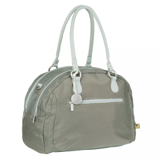Lassig Bowler Bag Metalic, Frosty