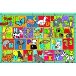 Innovative Kids Green Start Giant Floor ABC Animals Puzzle (35 Piece)