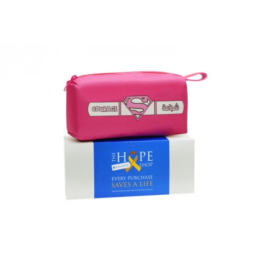 Hope Shop By KHCF - Super Women Pouch - Courage