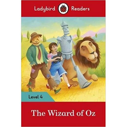 Ladybird Readers Level 4 - The Wizard of Oz