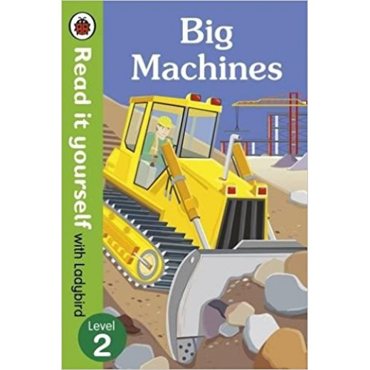 Ladybird - Big Machines : Level 2
