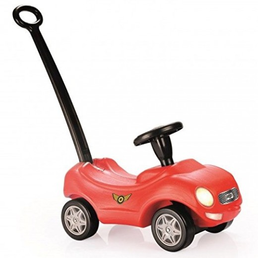 Dolu Sit & Ride 2 in 1 Racer with Removable Handle