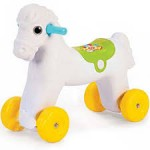 حصان هزاز مع عجلات في صندوق من  فيشر برايس