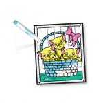Melissa & Dough Magicolor - On the Go - Friends & Fun Coloring Pad
