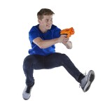 مسدس قاذف إن سترايك إيليت كوادرانت من نيرف
