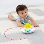 Skip Hop Explore & More Follow-Me Bee Crawl Toy