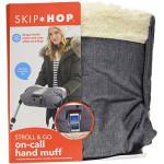 Skip Hop Stroll-and-Go Three-Season Hand Muff