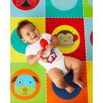 بساط لعب انفانت شاينينغ للاطفال الرضع قابل للطيّ من سكيب هوب