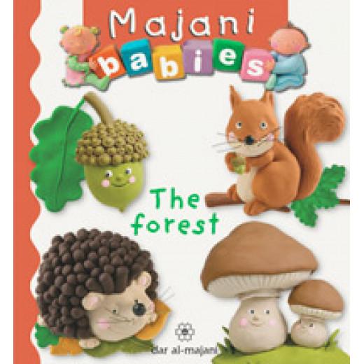 اطفال الغابة - إنجليزي من دار المجاني