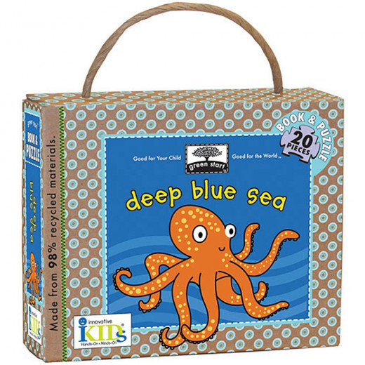 أعماق البحر الأزرق والألغاز
