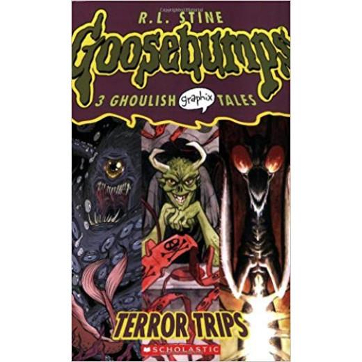 Goosebumps: Terror Trips