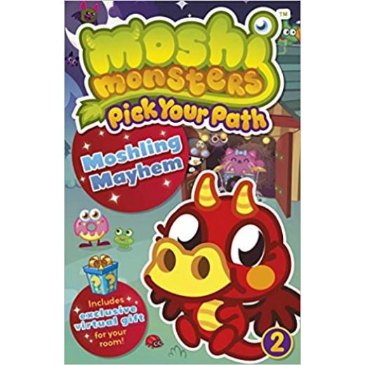 ladybird Moshi Monster : Pick Your Path Moshling