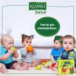 Komili - Bebe Jumbo Size 5 Jounior 11-25 Kg 36 PCS