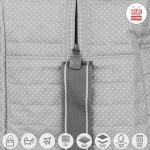 حقيبة حمل للولادة من كامبراس - رمادي