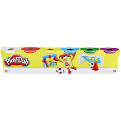 Play-Doh Modeling Compound 6 Pieces