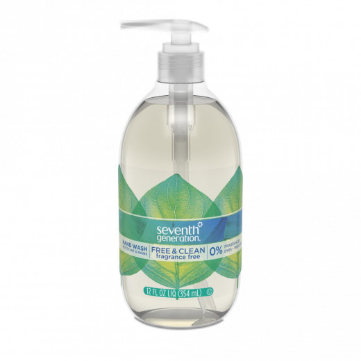 Seventh Generation Hand Wash - Free & Clean (Unscented)