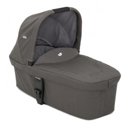 Joie Carry Cot, Foggy Gray