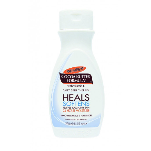 Palmer's Cocoa Butter Formula with Vitamin E Heals & Softens Rough, Dry skin(250ml)