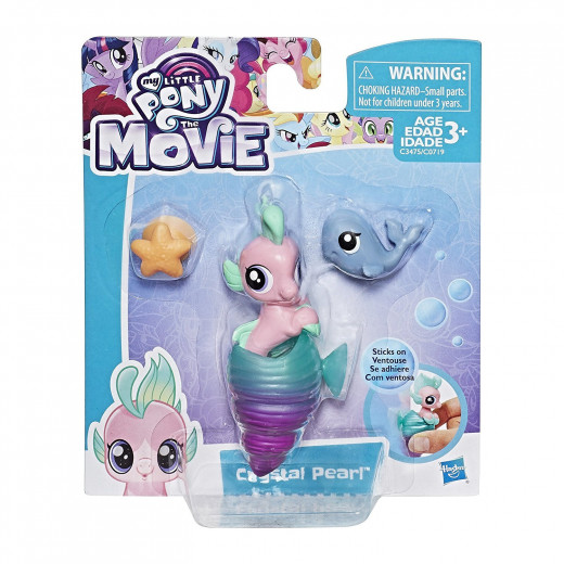 My Little Pony Baby Seapony crystal pearl