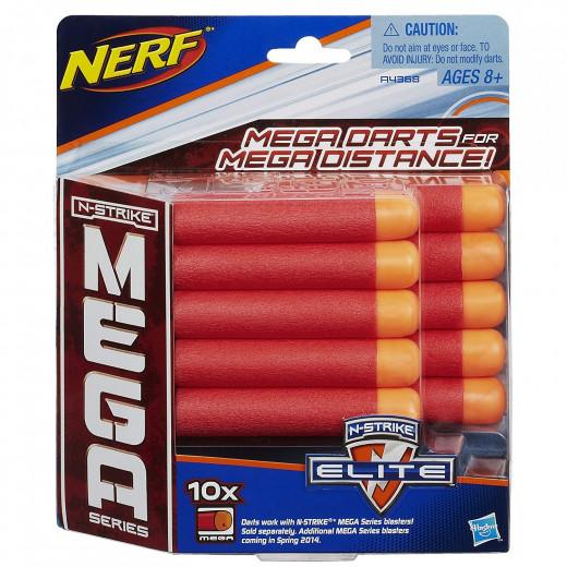 Nerf N-Strike Elite Mega Series 10-Dart Refill Pack
