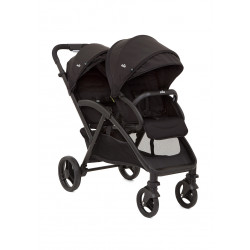 Joie Evalite Duo Stroller Two Tone, Black