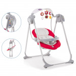 Chicco Baby Swing Polly Swing UP, Paprika