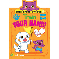 School Zone -Train Your Hand - Dots, Spots, Stripes