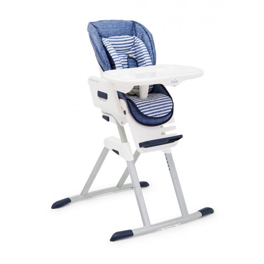 Joie Mimzy 360 High Chair, Denim