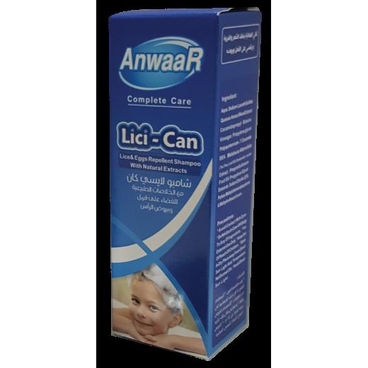 Lici-can Head Lice Shampoo - Lice Prevention & Repellent - Kid's Shampoo Lice Treatment