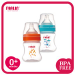 Farlin Feeding Bottle, 140ml, Red